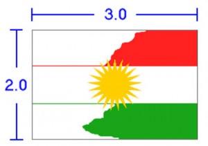 Kurdistan_Flag_Propotions