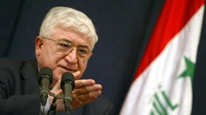 Kurdish Politician Fuad Masum Becomes Iraq's Seventh President