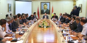 (English) Prime Minister Barzani allocates emergency fund of $25 million for IDPs