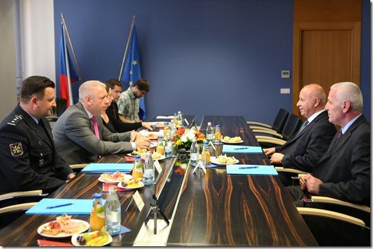 Czech Republic renews policy of military support to Kurdistan Region