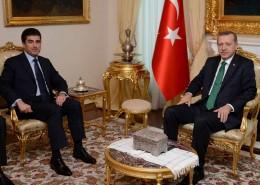 KRG delegation meets President Erdogan and World Economic Forum Chairman