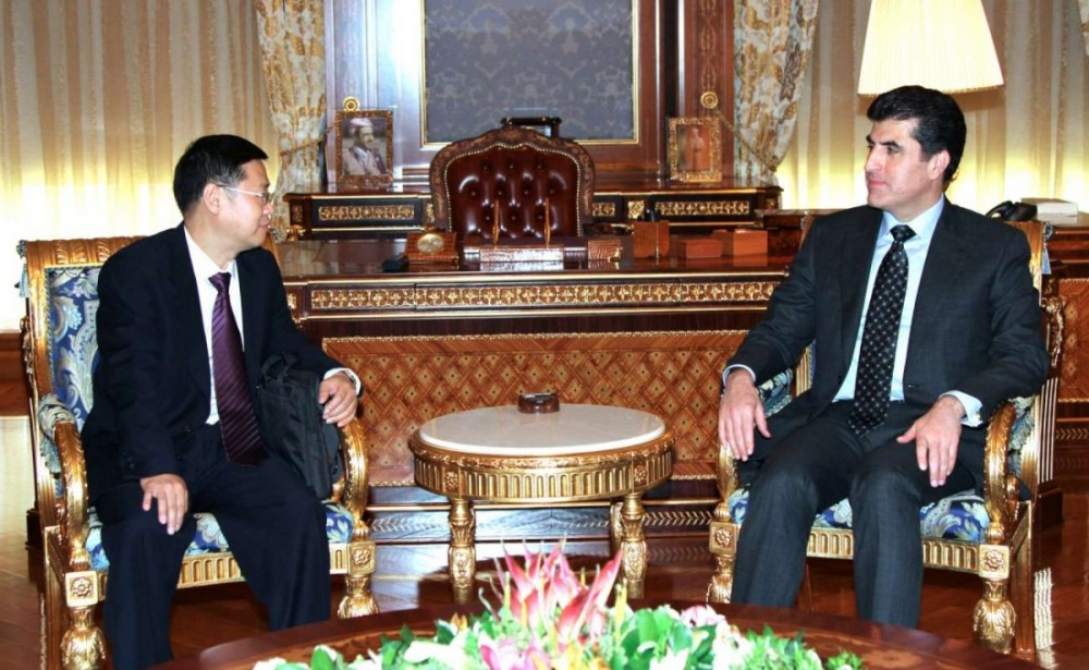China to open consulate general in Erbil