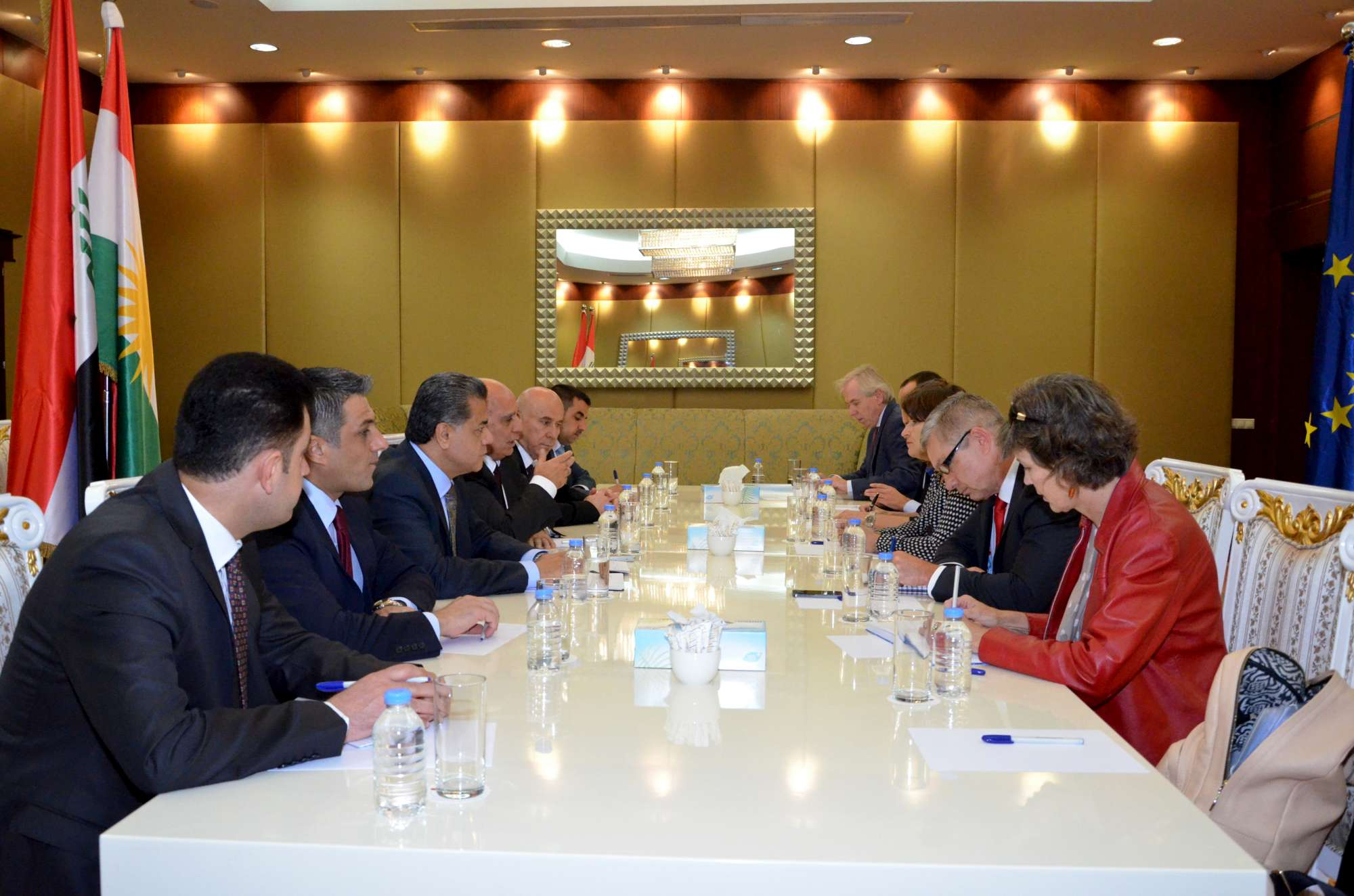 Netherlands offers military support to Peshmerga forces