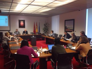 Parliament of Navarra's Commission for Coexistence and International Solidarity Declares Full Political Support to the Kurdistan Region