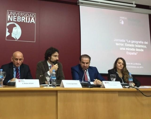 KRG Spain participates in seminar at the Univeristy of Nebrija, Madrid