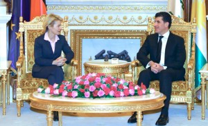 Germany continues its support to the Kurdistan Region