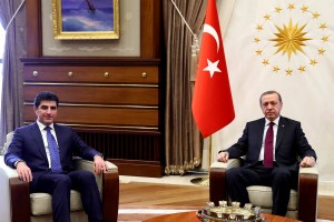 PM Barzani and President Erdogan discuss the latest developments in the region