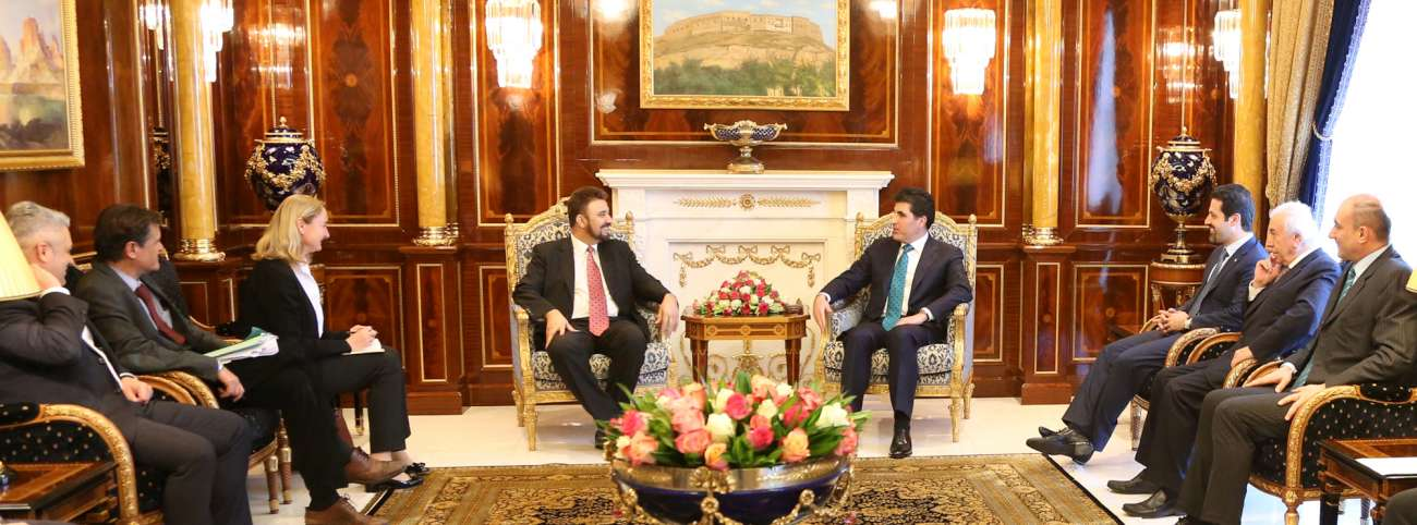 PM Barzani: We expect further aid from the international community