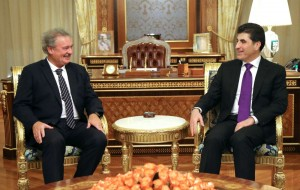 PM Barzani: Peshmerga's fight against terrorism is to protect human rights principles