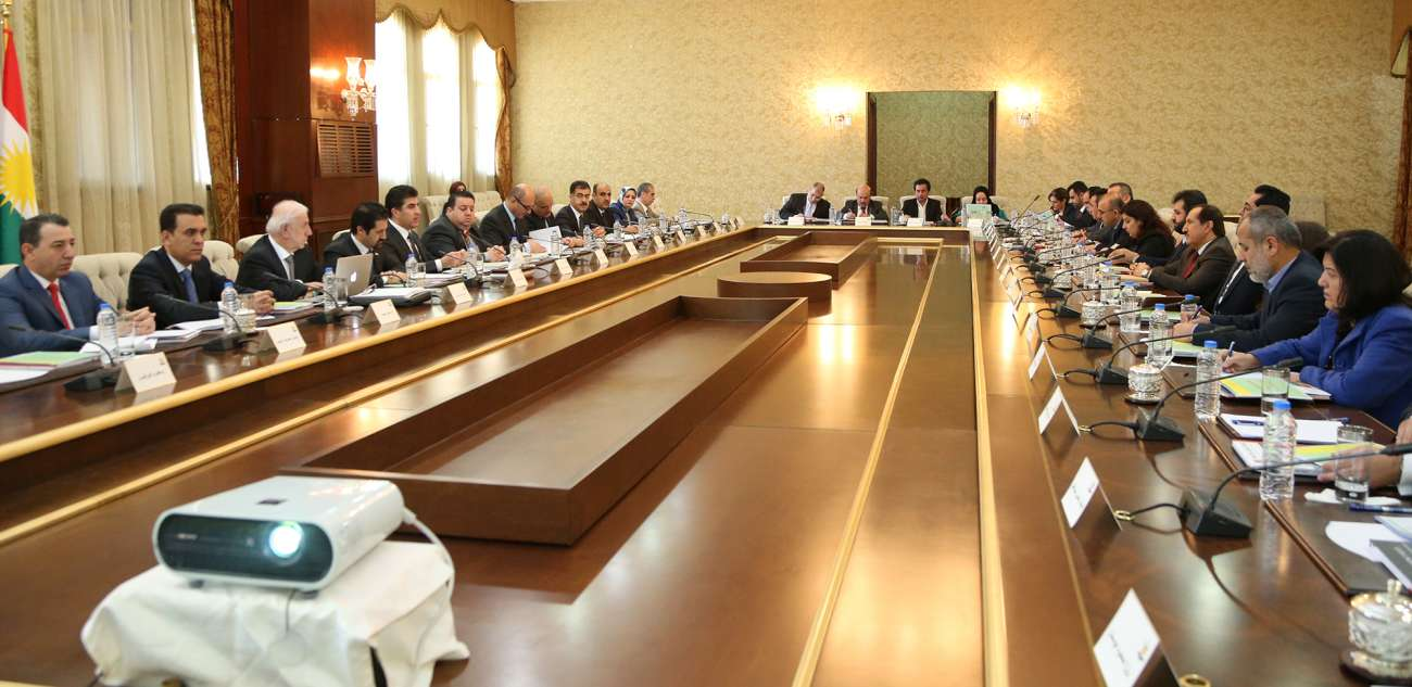 KRG Oil and Gas Council meets members of Kurdistan Parliament