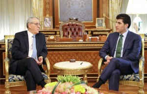 WHO commends the efforts of Kurdistan Regional Government