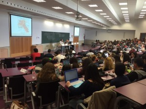 Daban Shadala participates in conference about Kurdistan in the University of Rey Juan Carlos