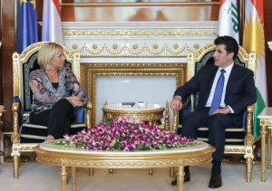 Netherlands Defence Minister reiterates her country's support to Kurdistan Region
