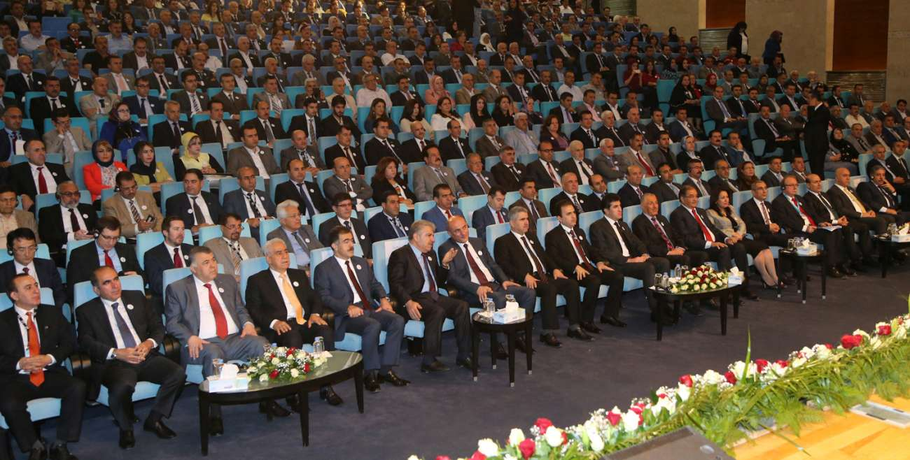 Prime Minister Barzani's speech at the conference on education in Kurdistan Region