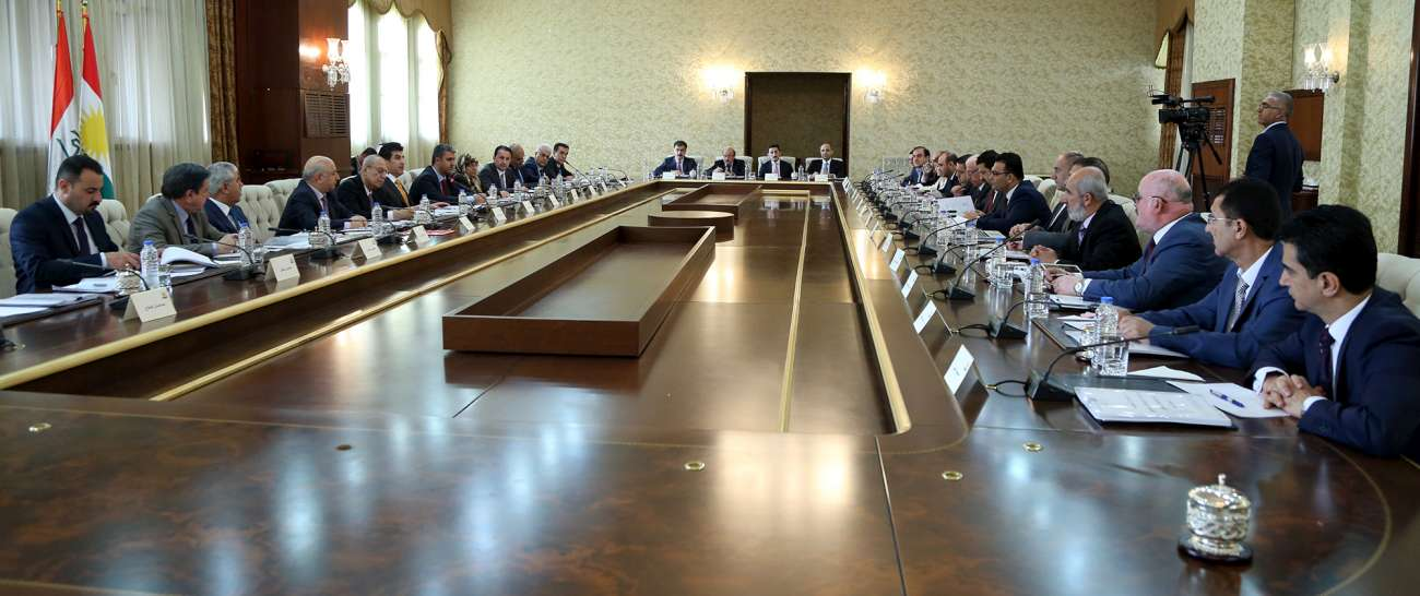 Statement of joint meeting between Council of Ministers Presidency and Kurdistan representatives in Baghdad