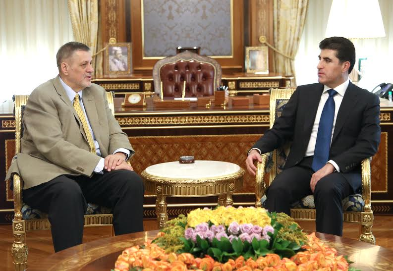 (English) The United Nations supports dialogue between Erbil and Baghdad