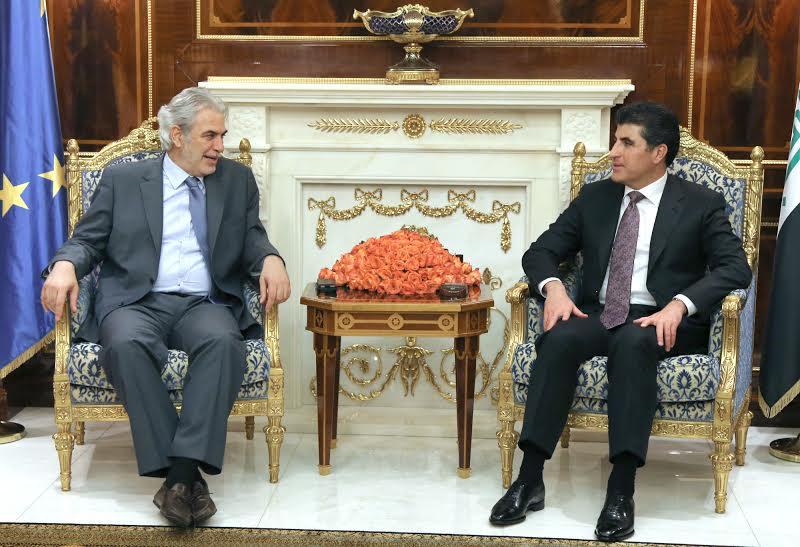 EU Continues its support for Kurdistan Region
