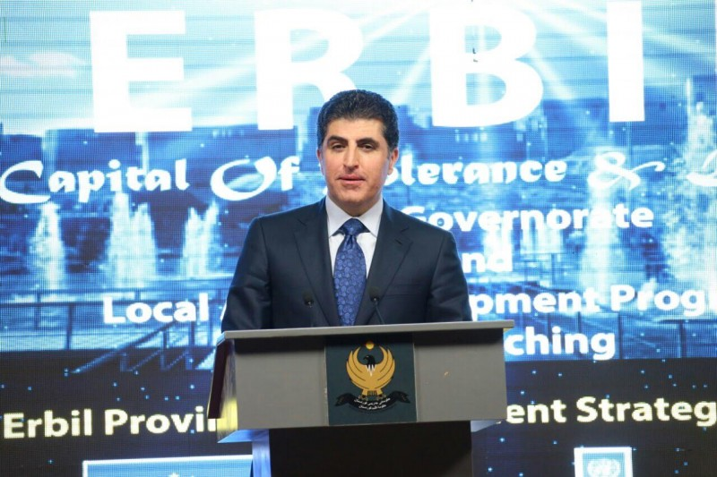 Prime Minister Barzani: We continue to develop our country, quality of life and human capacity