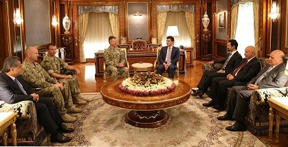 United Kingdom continues its assistance to the Kurdistan Region