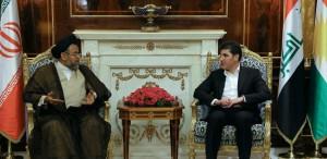 (English) Kurdistan Region and Iran stress developing bilateral relations