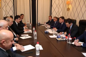 Kurdistan Region and Russia discuss cooperation in energy field