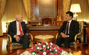 (English) Germany's new ambassador to Iraq stresses strengthening relations with Kurdistan Region