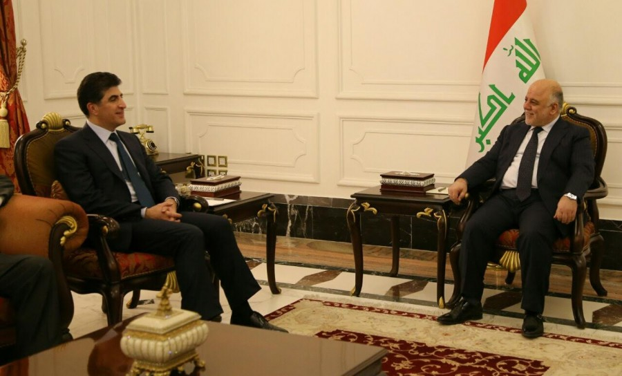 Prime Minister Barzani concludes his visit to Baghdad