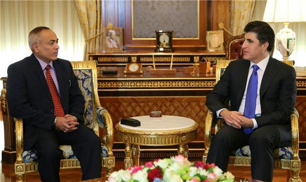 Kurdistan Region and India discuss developing bilateral relations