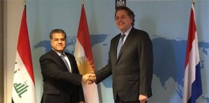 KRG Foreign Minister discusses latest developments with Dutch Foreign Minister