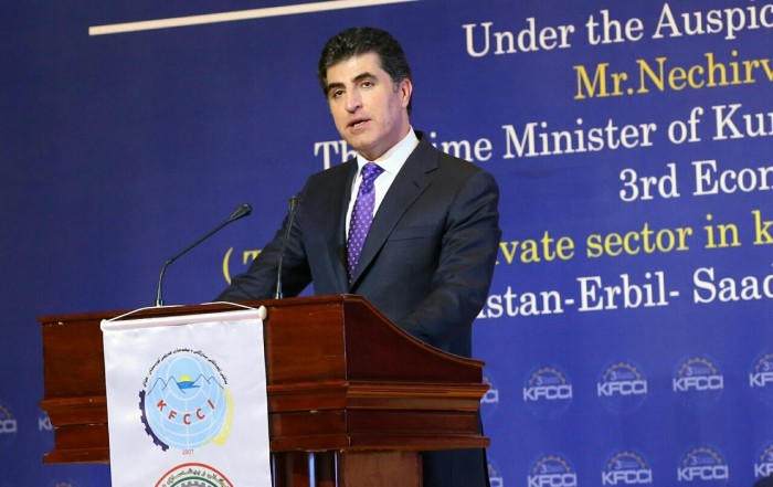 Prime Minister Barzani highlights the role of private sector in reviving Kurdistan's economy