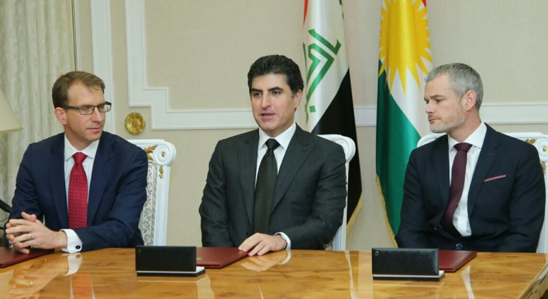 Prime Minister Barzani: Transparency in oil and gas sector is KRG's top priority
