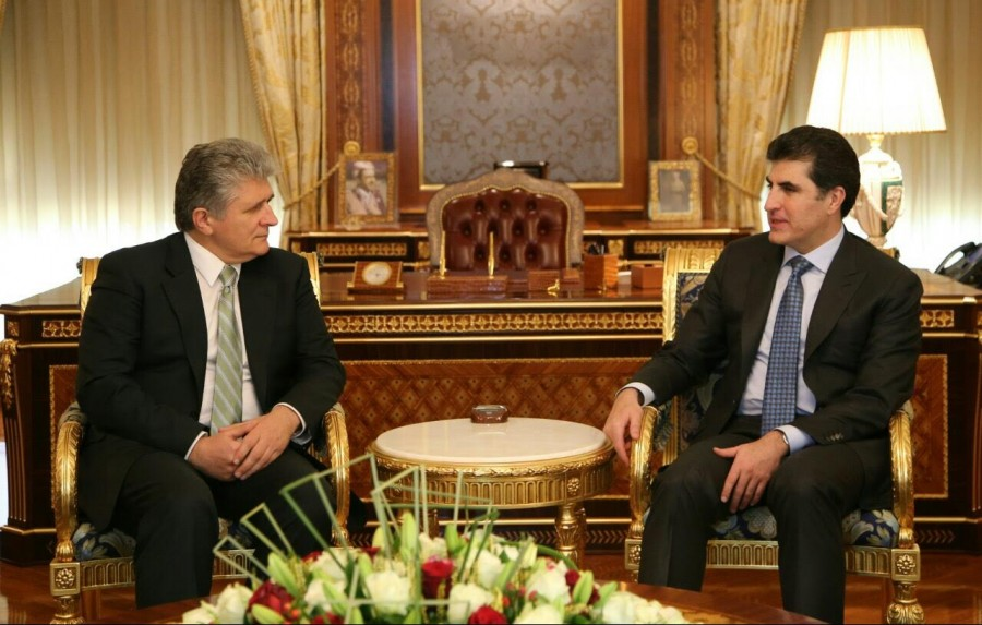 UN stresses the need to settle outstanding issues between Baghdad and Erbil