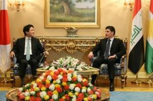 Japón abre un consulado en la región del Kurdistán