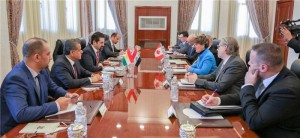 Deputy Prime Minister Talabani meets Canadian Minister of International Development