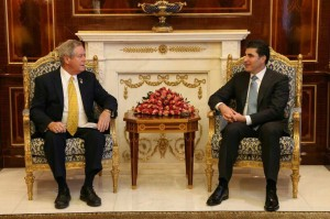 KRG leaders meet with US congressional delegation