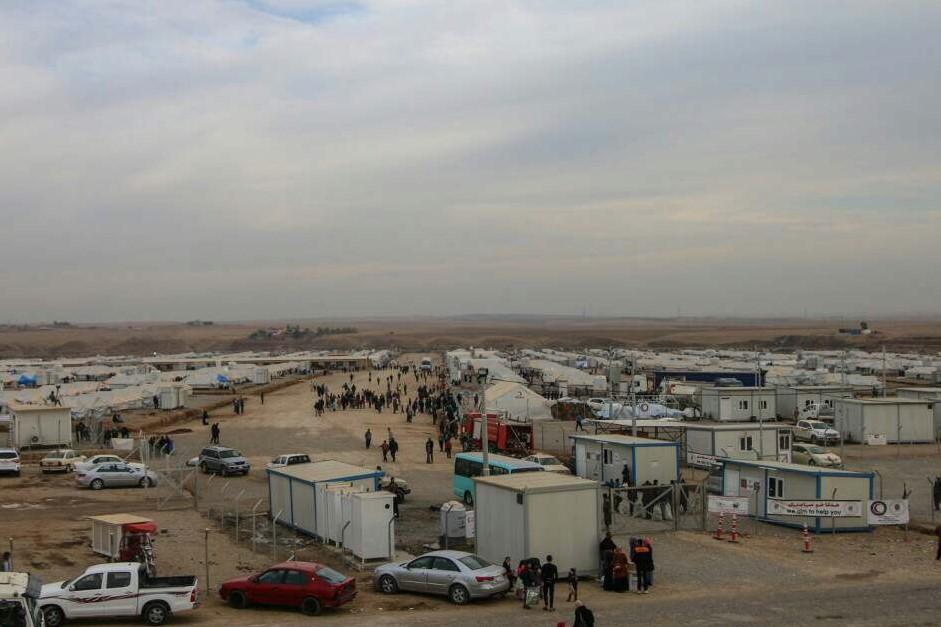 Mosul IDPs in Kurdistan Region rise to 164,000