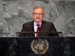 (English) Former iraqi president Jalal Talabani dies