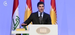 (English) The ceremony for swearing-in of Nechirvan Barzani as the new President of the Kurdistan Region