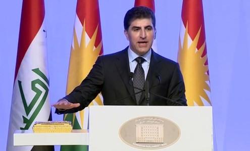 Barzani President