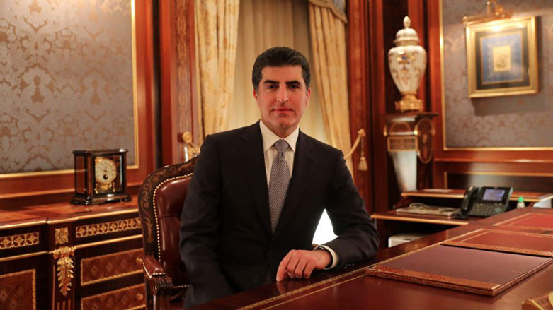Nechirvan Barzani was elected President of Kurdistan Region