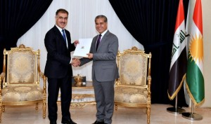 (English) Safeen Dizayee takes office as the New Head of KRG Department of Foreign Relations