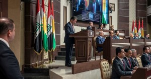 (English) New KRG Prime Minister Promises to Strengthen the Region and Introduce Widespread Reforms following Inauguration