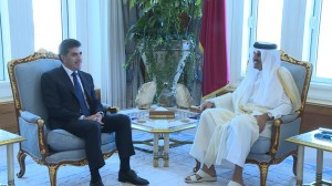 (English) President Nechirvan Barzani pays official visit to Qatar
