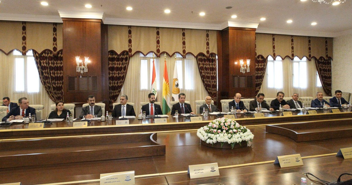 (English) KRG Convenes to Discuss the Latest Developments in Iraq