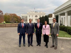 (English) White House hosts Minister Dizayee for meeting on KRG-US partnership