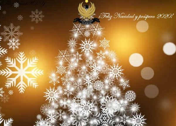 (English) KRG Spain wishes you a Merry Christmas and Happy New Year!