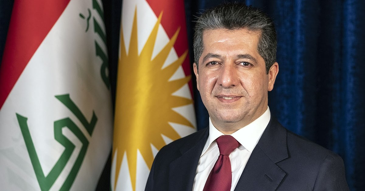 Prime Minister Masrour Barzani statement ushering in the New Year