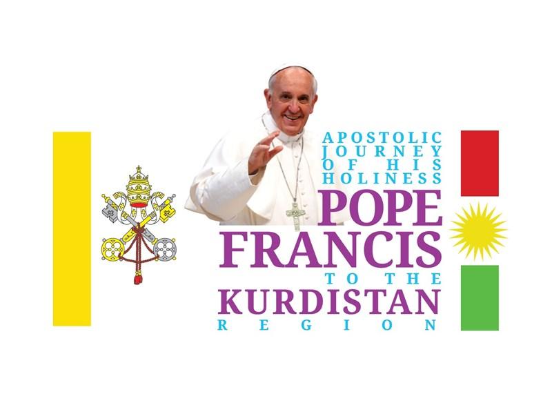 Pope Francis's visit to the Kurdistan Region