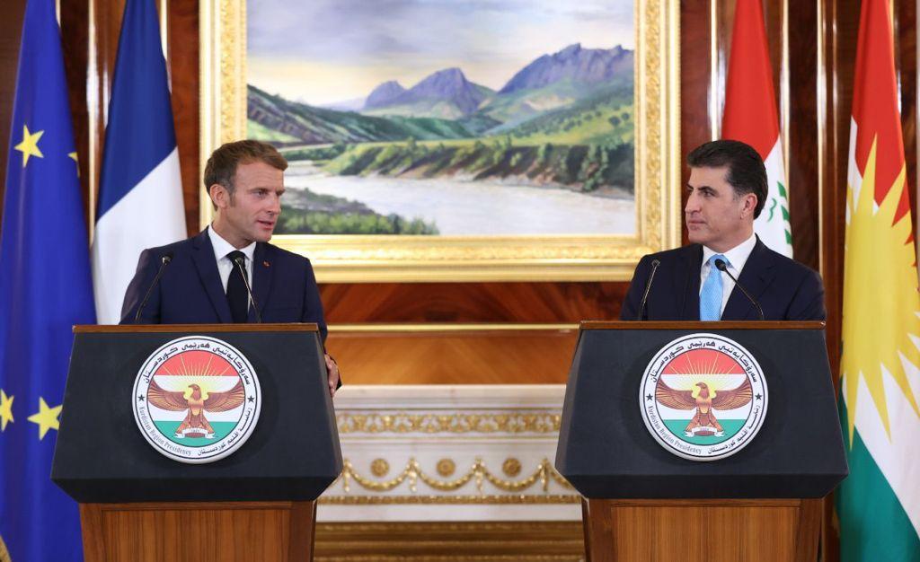 France reaffirms support to the Kurdistan Region