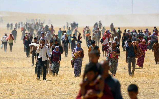 A message from the KRG on the Yazidi genocide